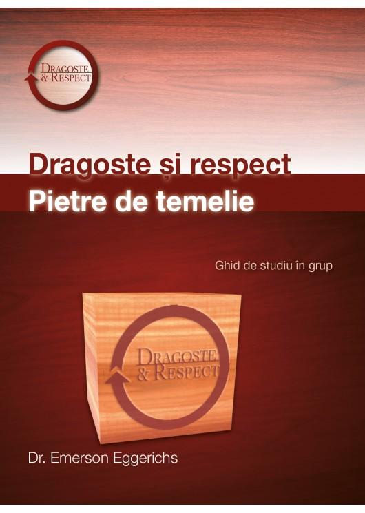 Dragoste si respect (Ghid Studiu). DVD+Carte