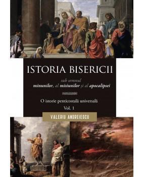 Istoria Bisericii Universale, vol I