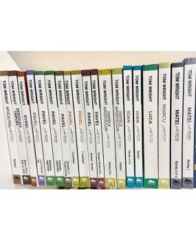 SERIA Comentarii biblice: de NT WRIGHT, 18 volume